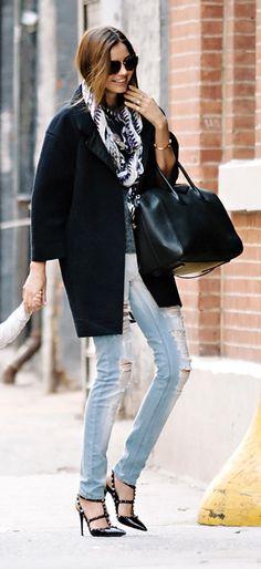 Miranda Kerr Valentino shoes