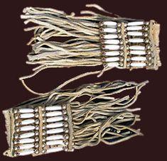 Plains Indian arm bands