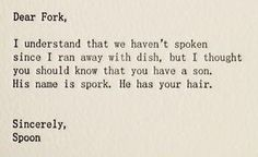 Man burde skrive flere breve... @Marianne Mose @Anne