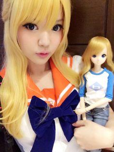 Kizuna Yumeno Smart Doll by ying_tze