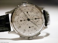 Need to add this to the collection - Universal Geneve Aero Compax
