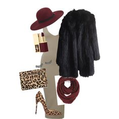 A fashion look from December 2014 featuring Sonia Rykiel coats, Christian Louboutin pumps and Gerard Darel clutches. Browse and shop related looks.