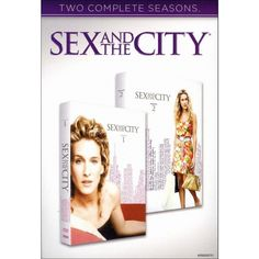 Sex and the City: Two Complete Seasons - 1 and 2 (15 Discs)