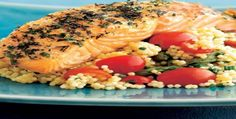 Try salmon recipes for fit body