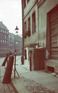 Berlin, Stadtansicht Stadtmitte in der Nähe der Spree 1936