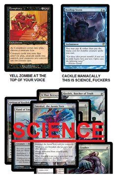 Science?[Source:mtgfan.tumblr]