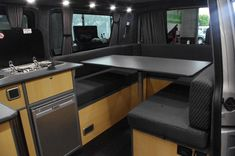T5 REAR LOUNGE CONVERSION