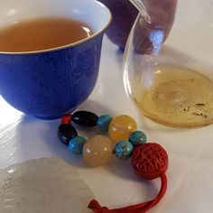 It's a Bai Ya Qi Lan morning! What's in your cup? #happymonday #oolongtea #morningtea #whatsinyourcup