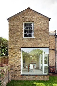 Architektur: Neuer Anbau im alten viktorianischen Stil   KlonBlog