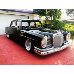 #heckflosse #w111 #220s - Google Search