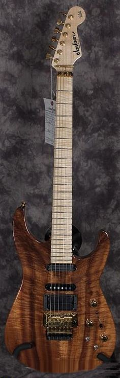 Jackson Custom Shop PC1 Koa