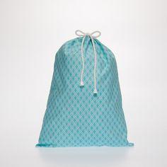 NOŚ MNIE worek M (błękitny) - nosmnie - Duże kosmetyczki