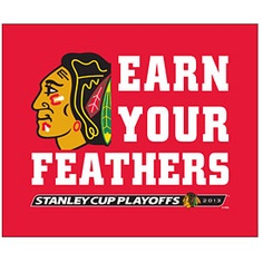 Get this Chicago Blackhawks 2013 Stanley Cup Playoffs Rally Towel at WrigleyvilleSports.com
