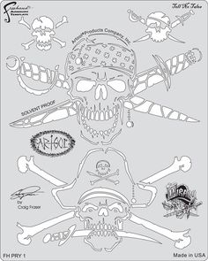 artool freehand airbrush templates piracy tell no tales