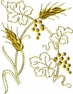 Column Top embroidery designs