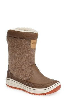 ECCO 'Trace' Boot (Women) available at #Nordstrom