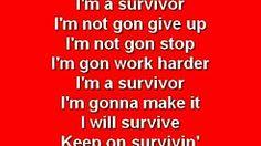 survivor destiny's child lyrics - YouTube