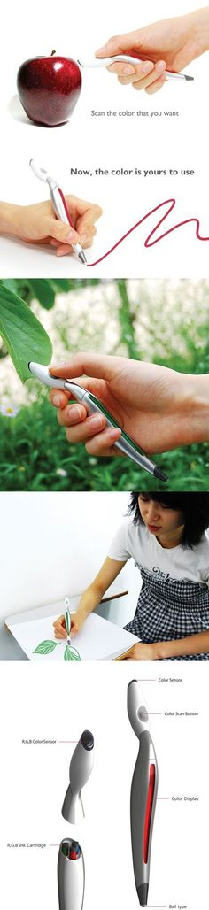 color changing pen