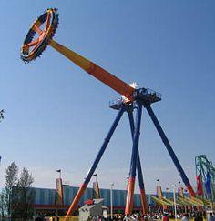 maXair at Cedar Point!
