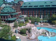 Wilderness Lodge Disneyworld