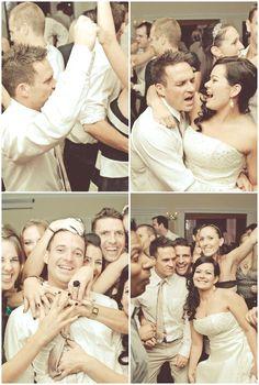 I adore fun Wedding photos like these!