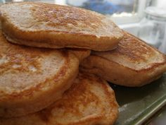New Nostalgia: Whole Wheat Buttermilk Pancakes
