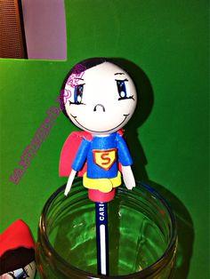Fofulápiz Superman