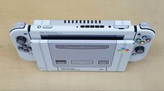 Check Out This Incredible Super Famicom Skin For The Nintendo Switch — GameTyrant Nintendo 3ds, Nintendo Consoles, Xbox, Playstation, Nintendo Switch Game Console, Videogames, Atari Video Games, Nintendo Switch Accessories, Custom Consoles