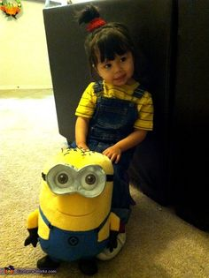Agnes from Despicable Me Baby Halloween Costume