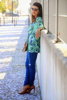 I love Fita Métrica: Handmade Kimono III