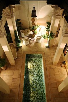 Luxury and magic of a riad #morocco #riad - Maroc Désert Expérience tours http://www.marocdesertexperience.com