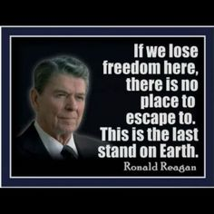 If we lose freedom? Ronald Reagan Quotes, President Ronald Reagan, Sign Quotes, Motivational Quotes, Inspirational Quotes, Quotable Quotes, Wisdom Quotes, I Love America, Warrior Quotes