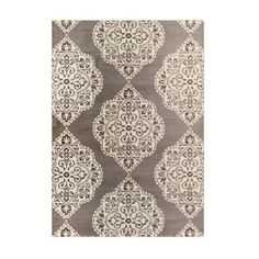 Found it at Wayfair - Arabella Gray Area Rug