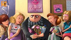 """""""Of course, of course. I have pins and needles that I'm sitting on.""""  """"Pinky promise?""""  """"Oh yes.  My pinky promises.""""  ~Despicable Me <3 :)"""