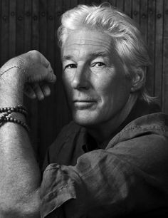 Richard Gere | by Craig McDean