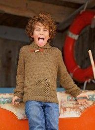 Mag. 173 - n° 12 Shawl collar sweater