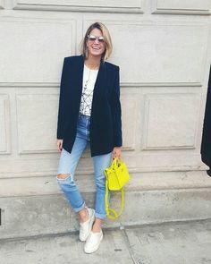 "Helena Bordon on Instagram: ""Good day good day #NYC"""
