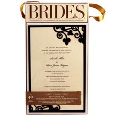 <div>Creating beautiful invitations has never been easier. Just print, assemble and mail! This k...