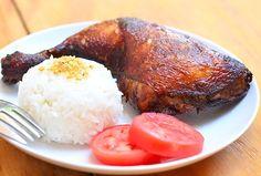 Crispy Soy Chicken a la Chowking