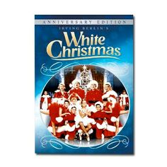 White Christmas and other movie ideas for the holidays.Gift to myself this year on Blueray. Doesn't feel like Christmas til I watch.  . .