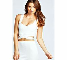 boohoo Xanthia Bandage Strappy Bralet - ivory azz26212 Transparent evening tops are everywhere this season. Shake it up in sheer shell tops, panelled shirts and cutting-edge crops. Add attitude in an A line skirt and slinky strappy heels . Statement separ http://www.comparestoreprices.co.uk/womens-clothes/boohoo-xanthia-bandage-strappy-bralet--ivory-azz26212.asp