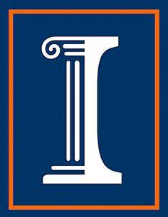 University of illinois at Urbana Champaign Logo