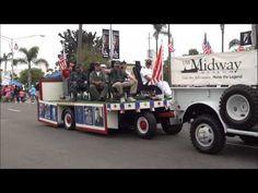Part 5 of 6 - 2012 Coronado 4th of July Parade (HiDef)