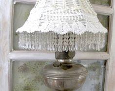 Crocheted Lamp Shades 270413