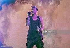 Adam Lambert performs on stage at G-A-Y Club Night at Heaven on May 14, 2016 in London, England.