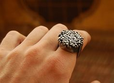 Nail Ring (2010, IT) Ring 210.4 by Blind Spot Jewellery, via Flickr