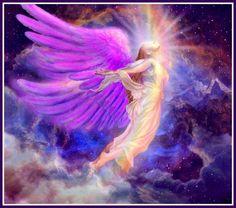 rainbow angel,,,Beautiful Wings,,,,