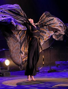 Comerica Theatre, Florence and the Machine, Fred Carneau Photography
