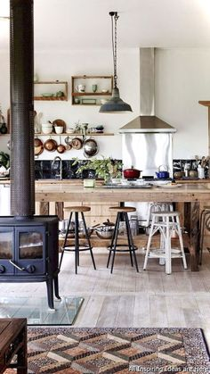 080 awesome modern farmhouse kitchen cabinets ideas