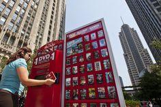 Redbox Dominating DVD Rental Market